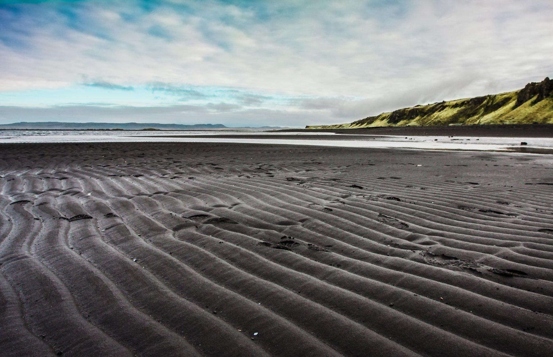 Исландия пейзаж, Anastasia nenay