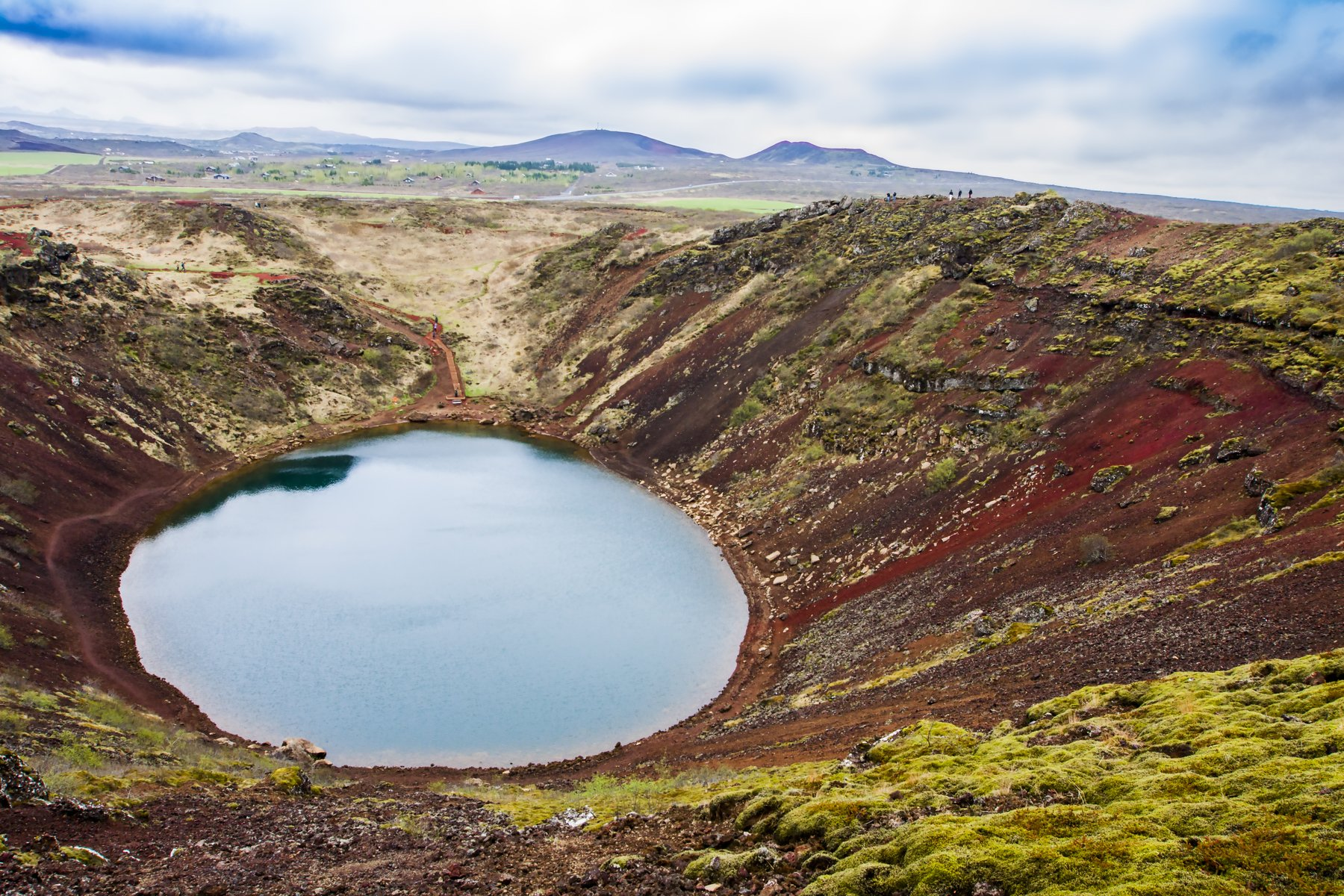 Исландия пейзаж , Anastasia nenay