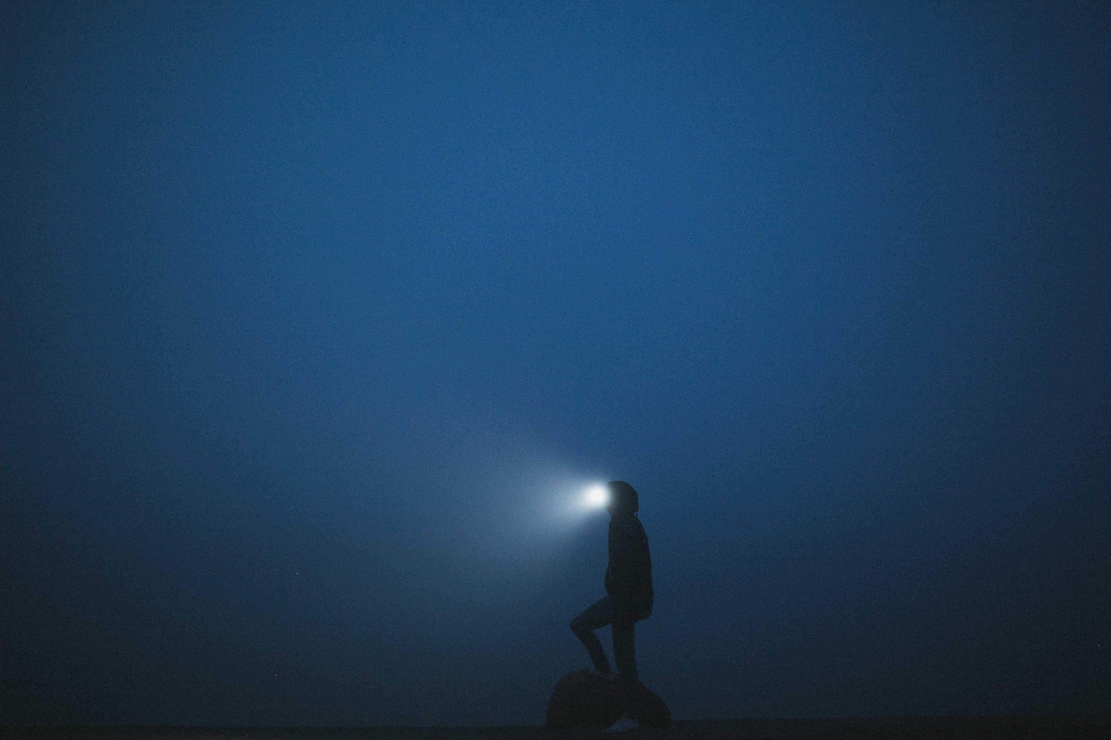ночь свет туман , Воронин Вова
