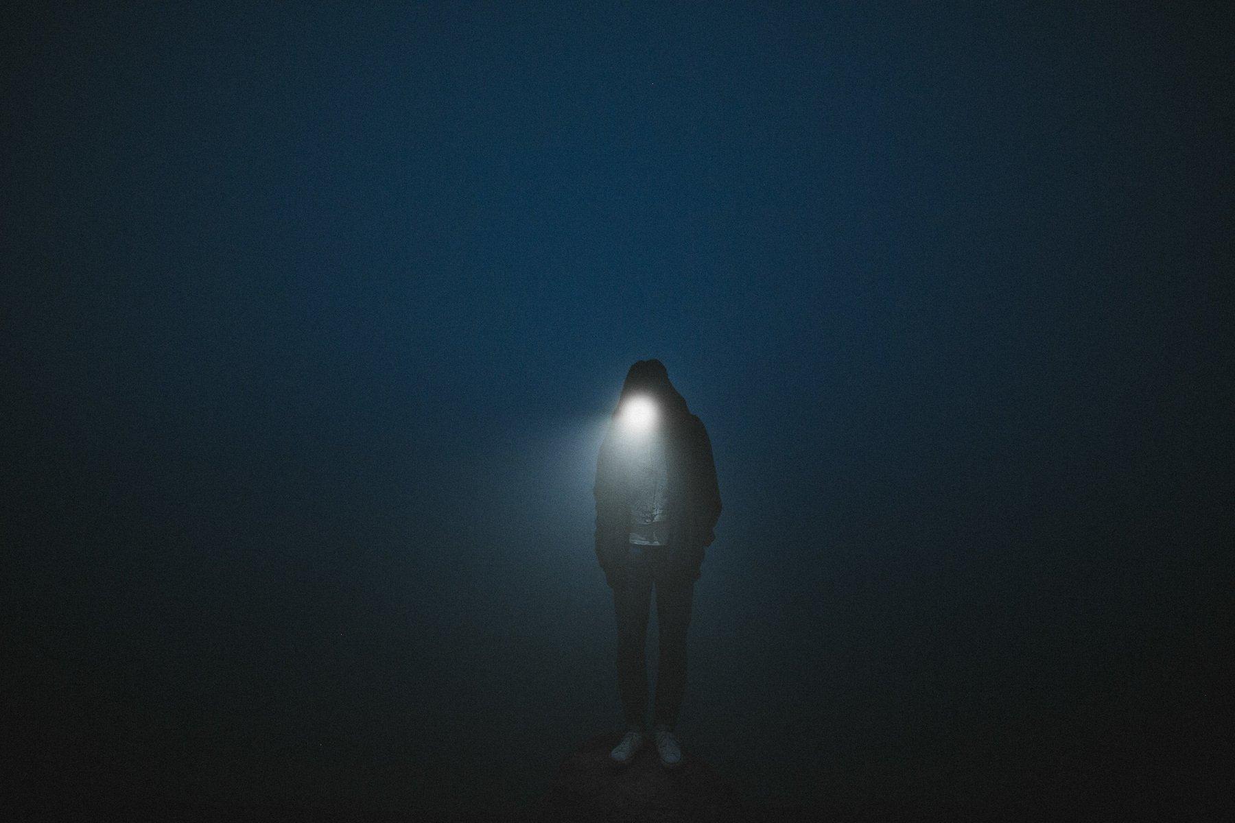 туман ночь свет, Воронин Вова
