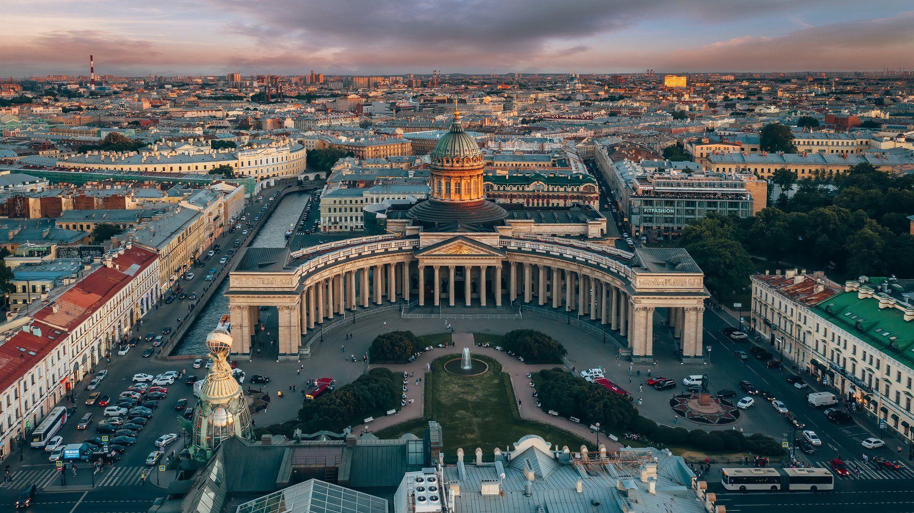 #спб #питер #город #закат #sunset #city, Михайлов Андрей