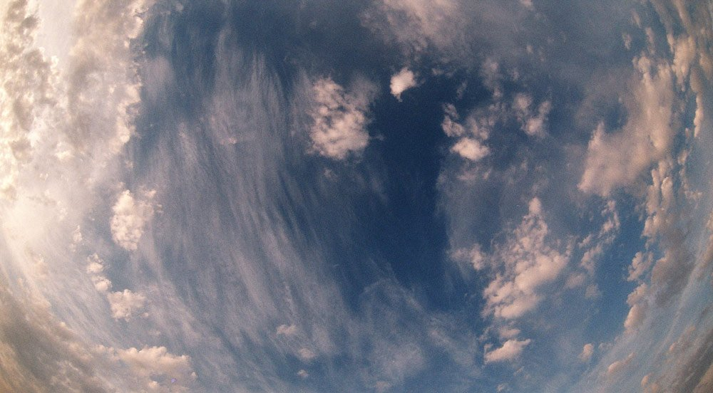 небо, синее, Prohorov