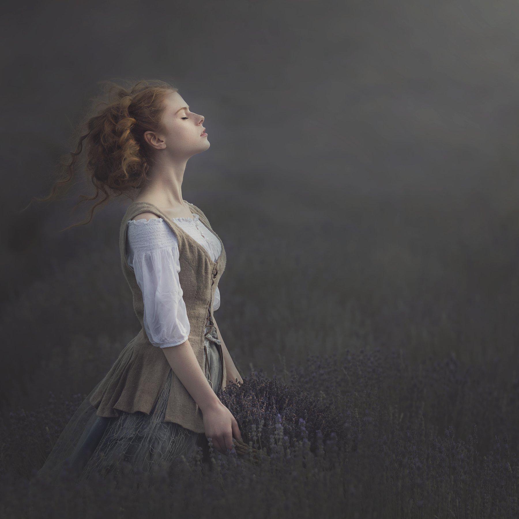 #vintage #lavenda #storytelling #portrait #dreamcatcher , Izabella Sapuła