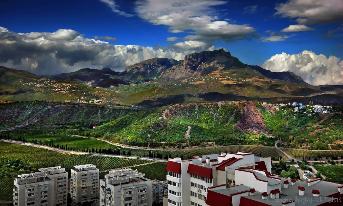 долинапривидений, горы, скалы, зеленогорье, панагия, алушта, демерджи, крым, симеиз, чатырдаг, Serg-N- Melnik-oy