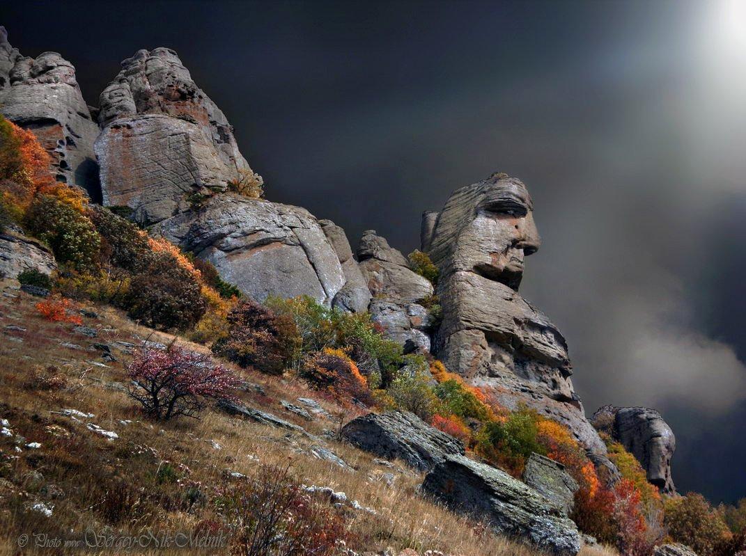 каменные-монстры-крыма, горы, скалы, зеленогорье, панагия, алушта, демерджи, крым, симеиз, чатырдаг, каменные-монстры-крыма, Serg-N- Melnik-oy