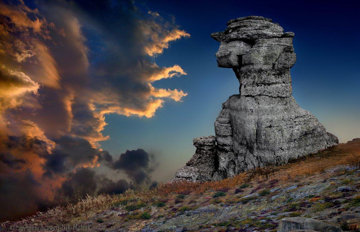 каменные-монстры-крыма , горы, демерджи, крым, симеиз, скалы, чатырдаг, панагия, зеленогорье,  каменные-монстры-крыма, Serg-N- Melnik-oy