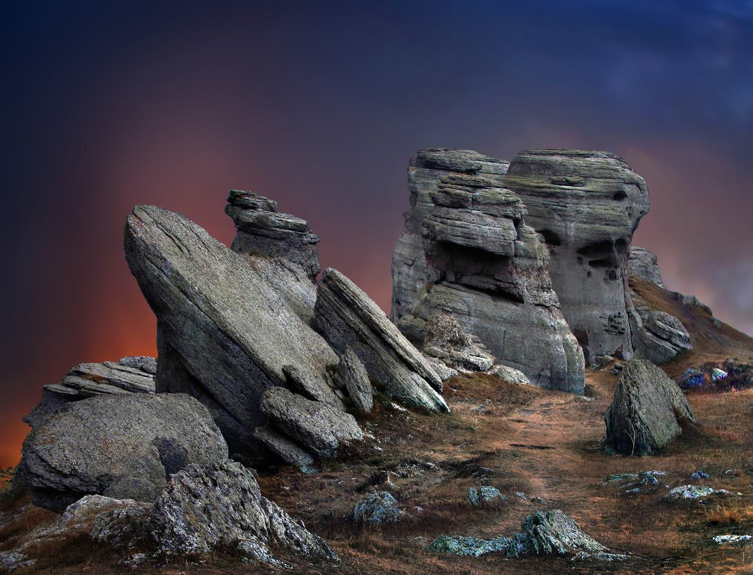 каменные-монстры-крыма, долинапривидений, горы, скалы, зеленогорье, панагия, алушта, демерджи, крым, симеиз, чатырдаг, sergey-nik-melnik, Serg-N- Melnik-oy
