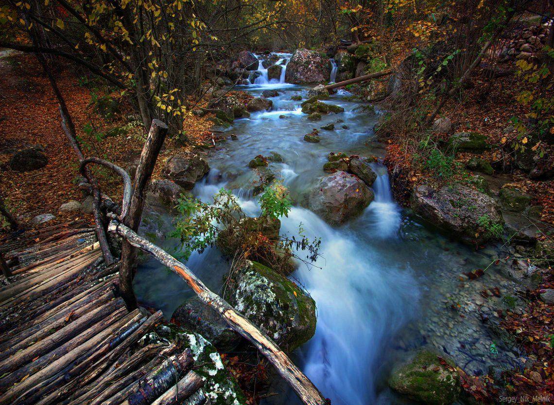 горы, скалы, водопад, джур-джур, зеленогорье, панагия, алушта, демерджи, крым, симеиз, чатырдаг, sergey-nik-melnik, Serg-N- Melnik-oy