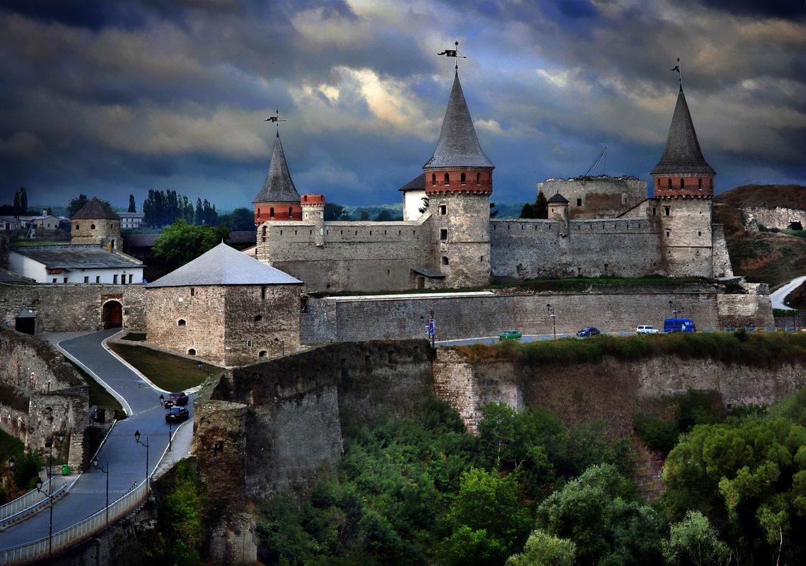 замок, каменец-подольский, крепость, украина, Serg-N- Melnik-oy