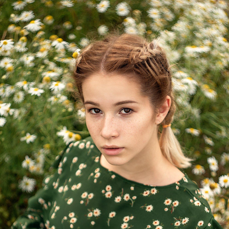 portrait, Семёхина Марина
