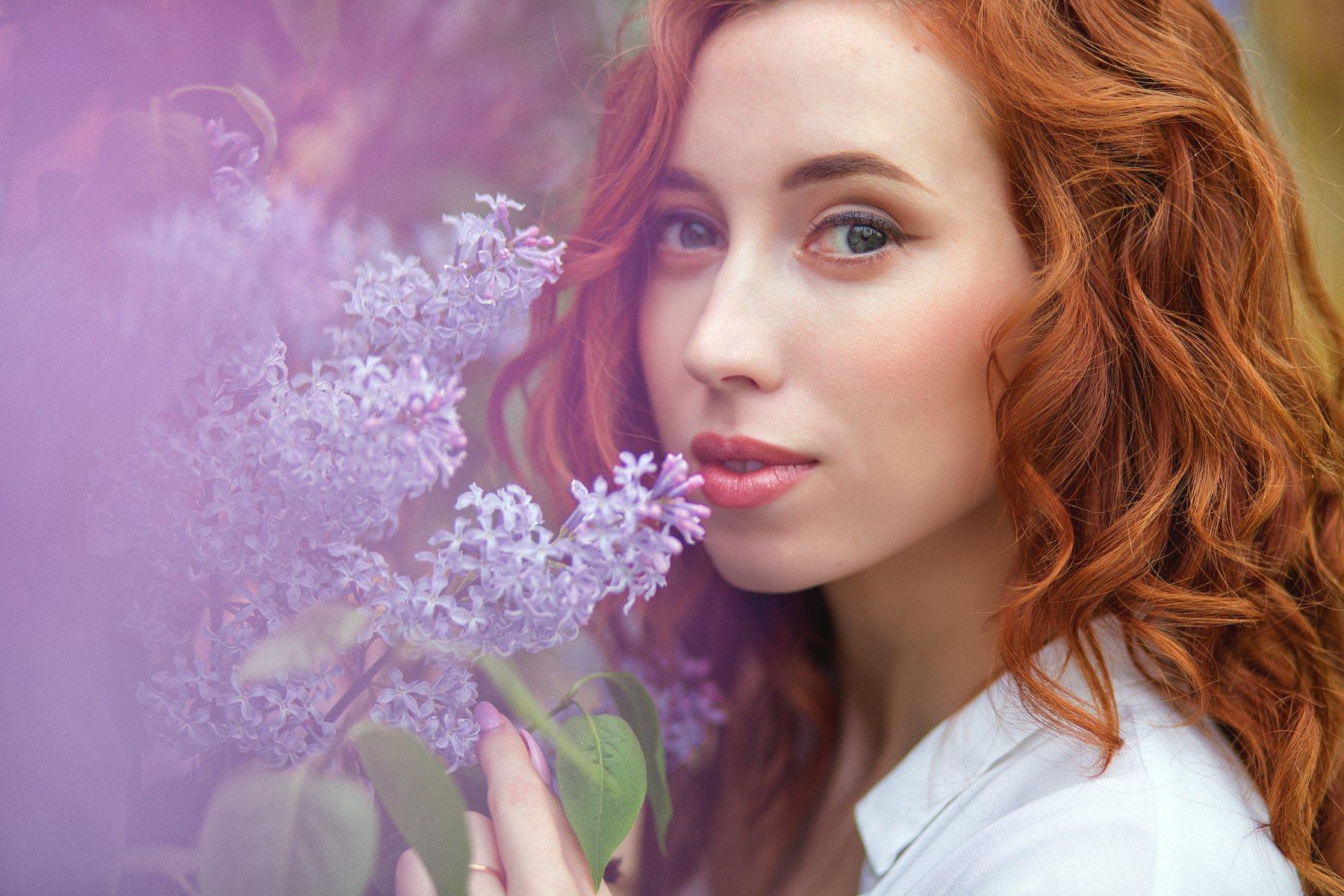 портрет девушка portrait girl model art , Валек Марина