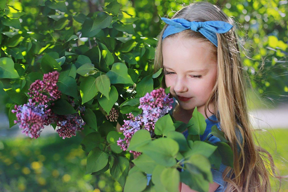 дети портрет весна2020 девочка нежность, Алеева Римма