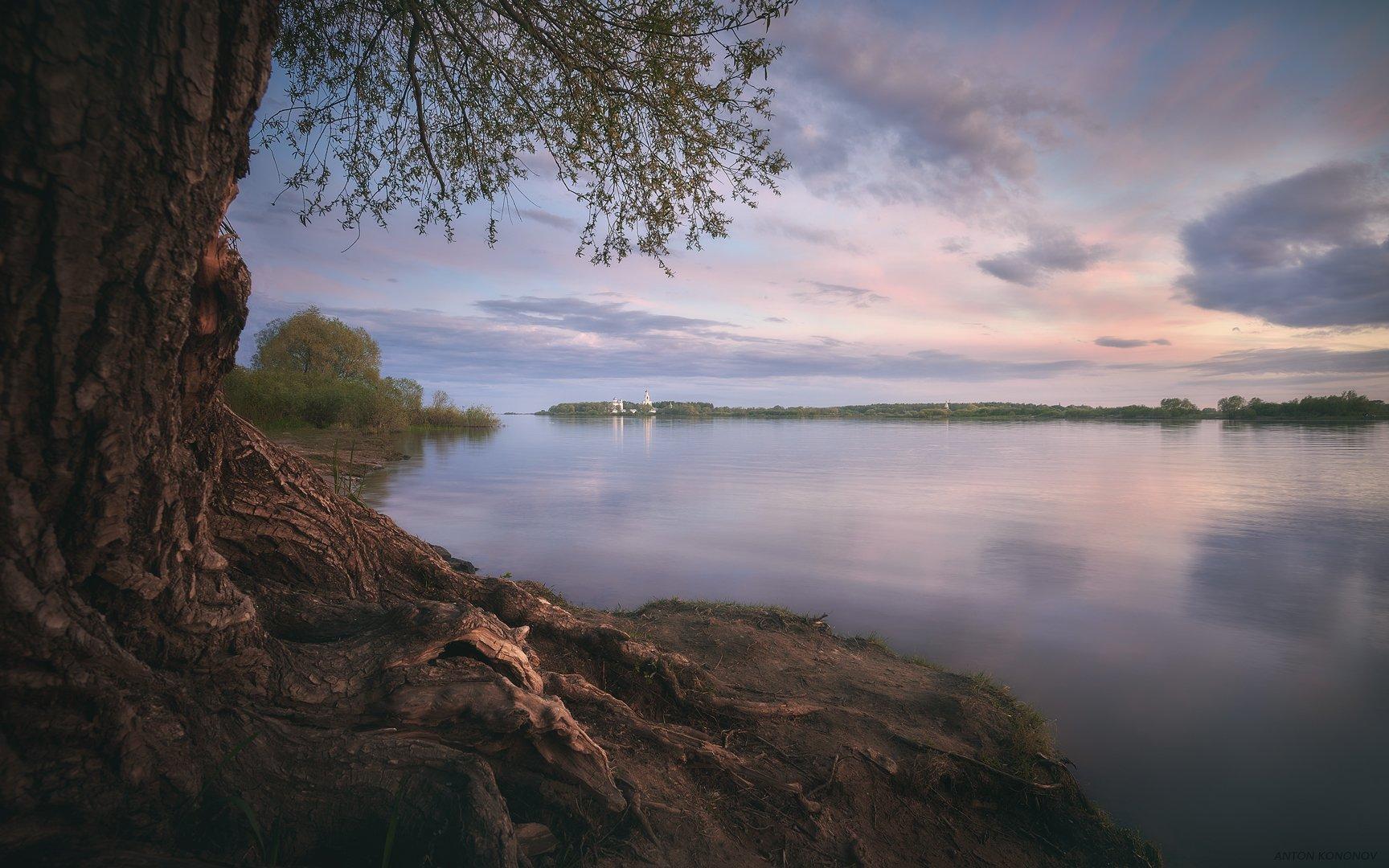 Великий Новгород, Юрьевский Монастырь, Кононов Антон