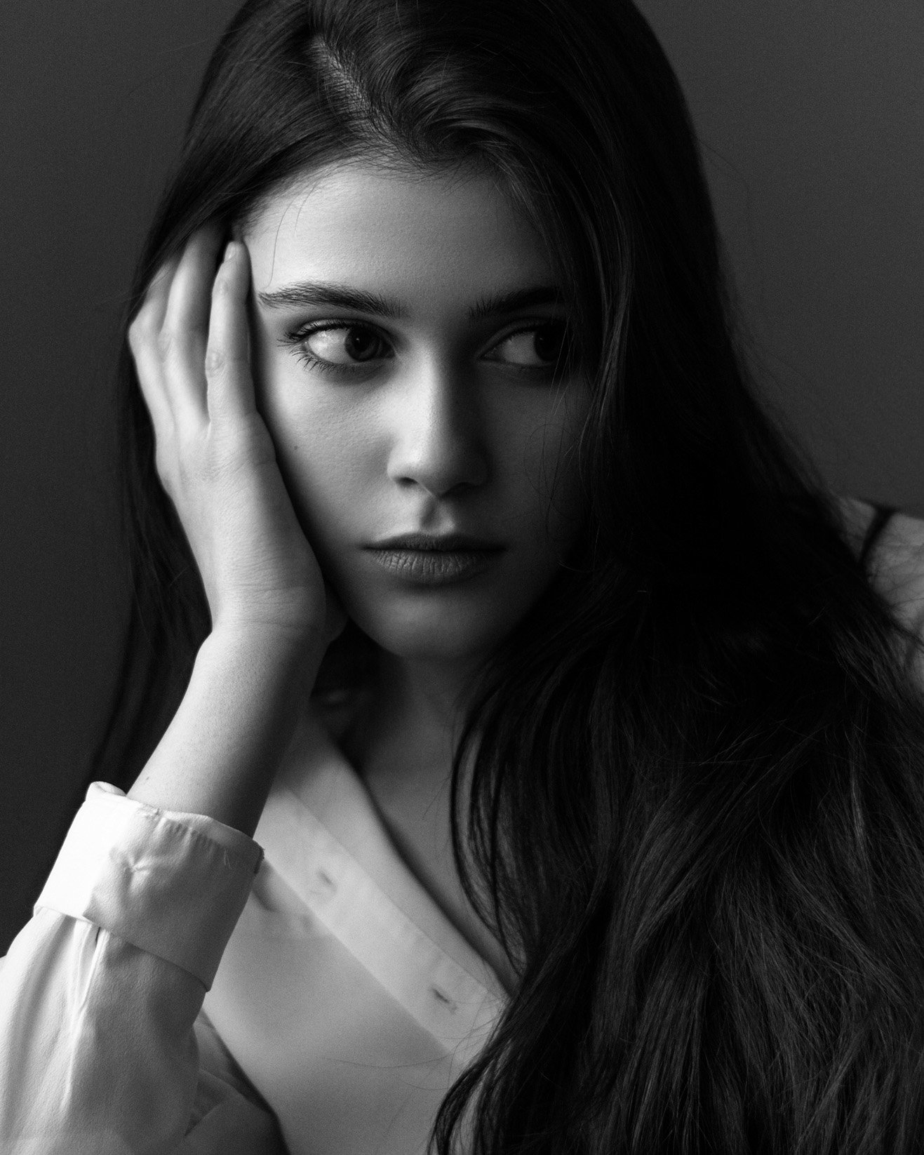 portrait photography portraits bnw black and white, Костюченков Дмитрий