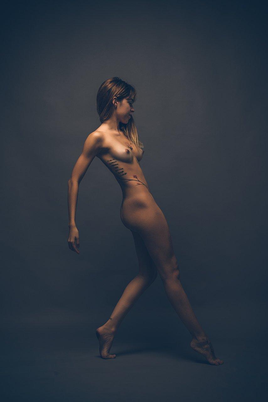bailarina, dance, dancer, nude, contemporaneo, zabrodski, ivan zabrodski,, Ivan Zabrodski