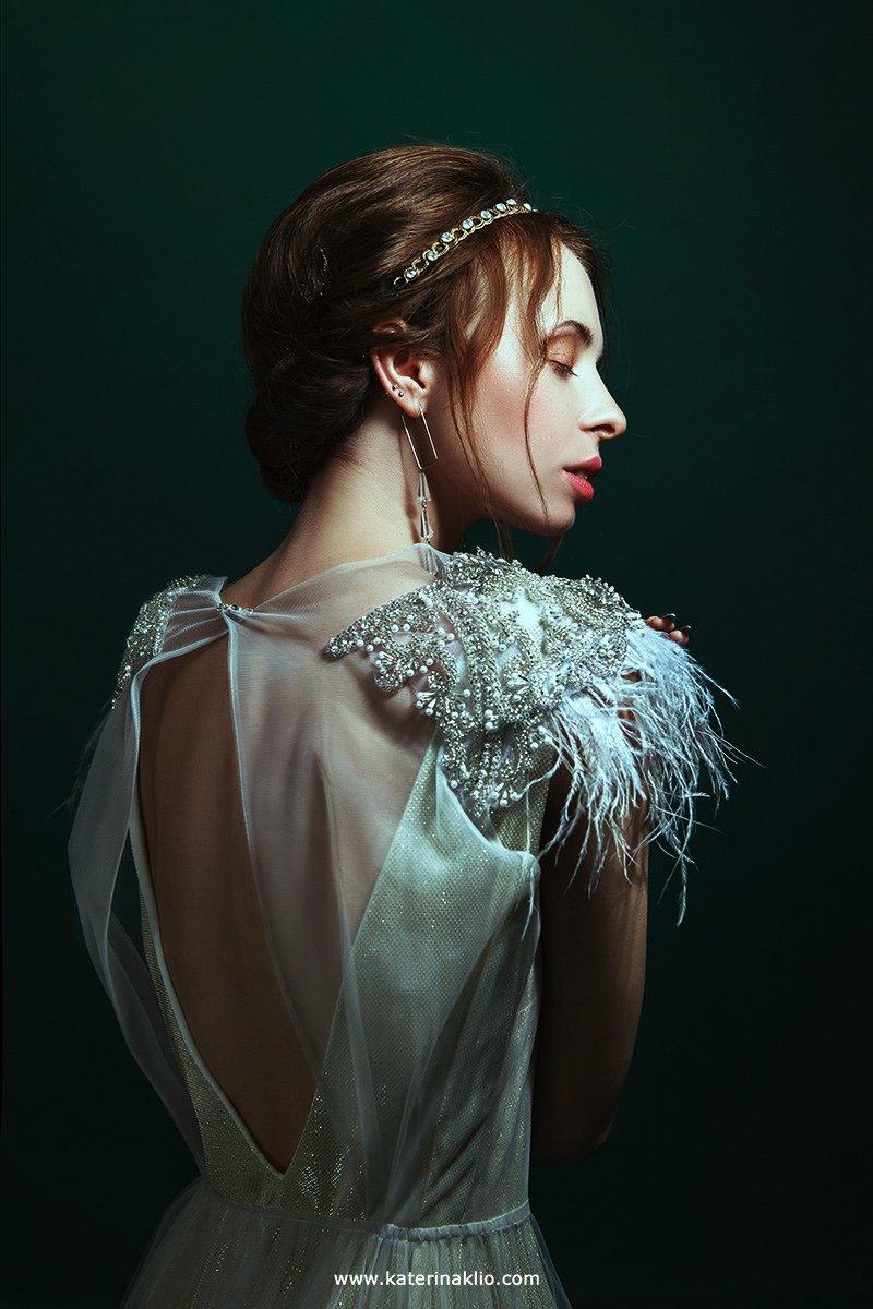 art, Tender, portrait, light, renaissance, woman, model, creative, , Клио Катерина