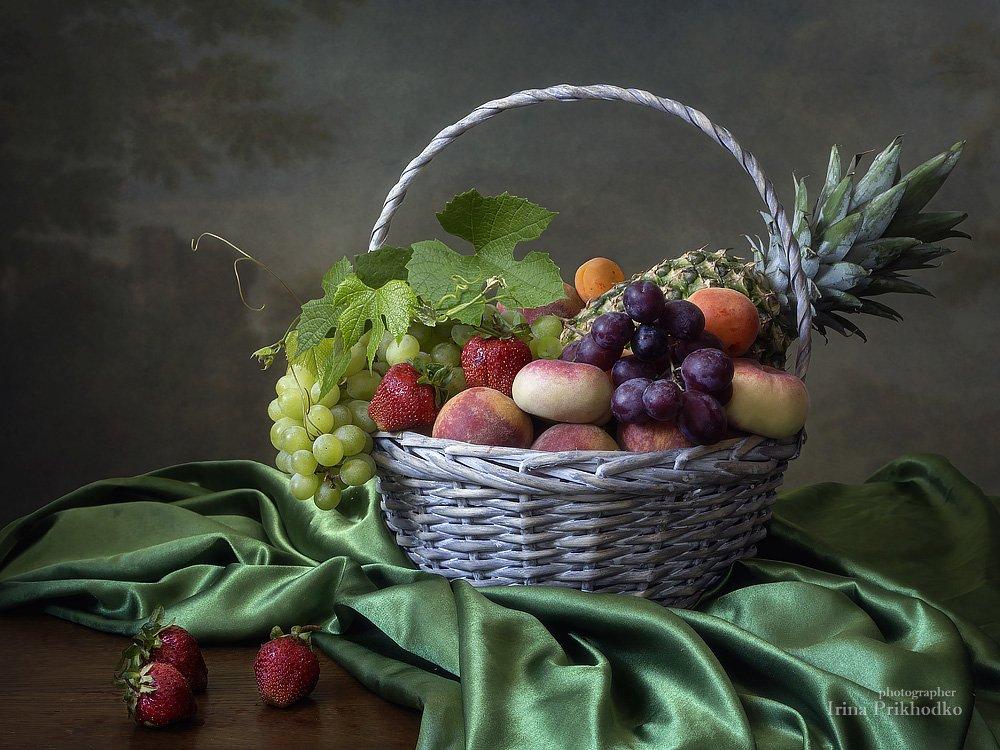 натюрморт, фрукты, винтажный, художественная фотография, Приходько Ирина