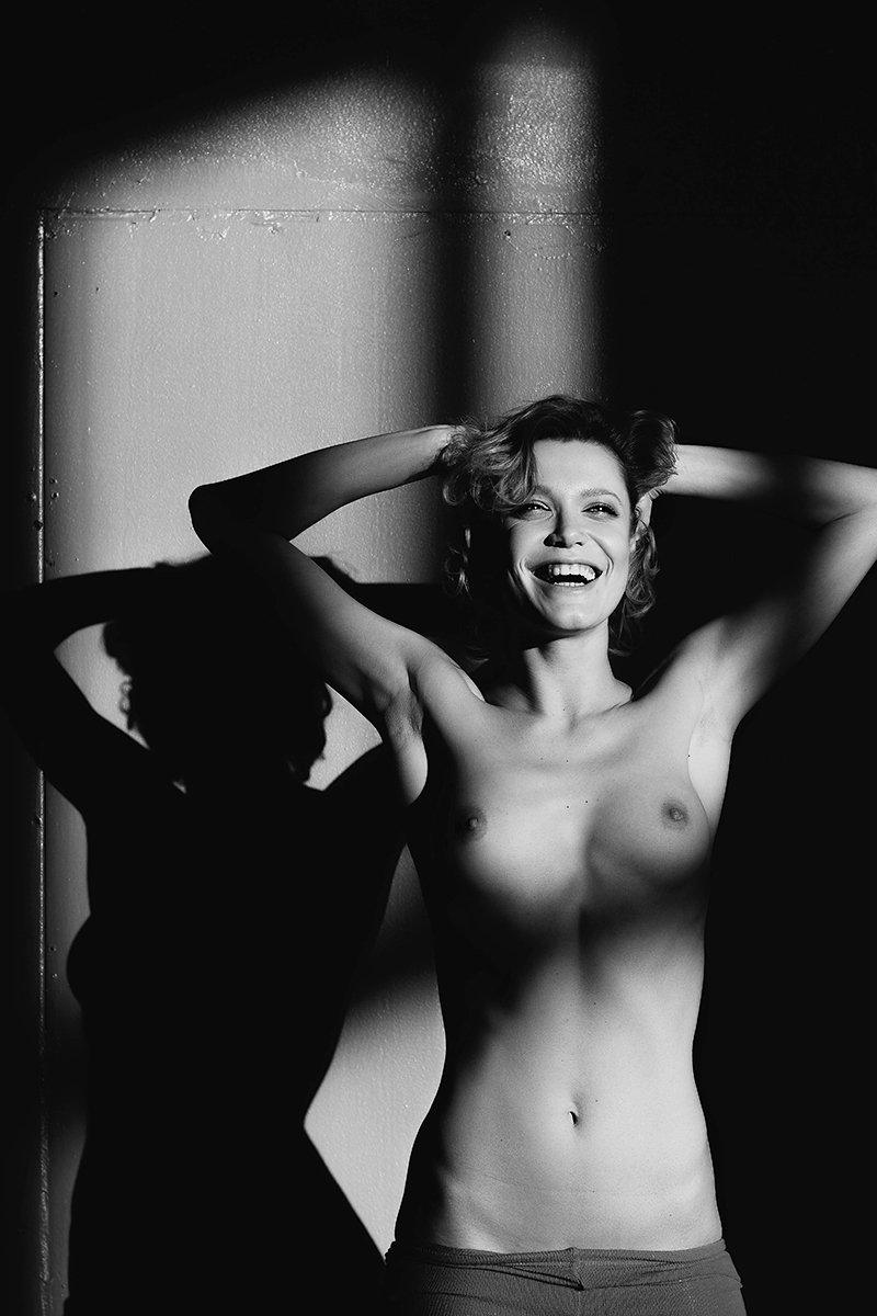 портрет, модель, арт, art, красота, ню, nude, Ионов Евгений