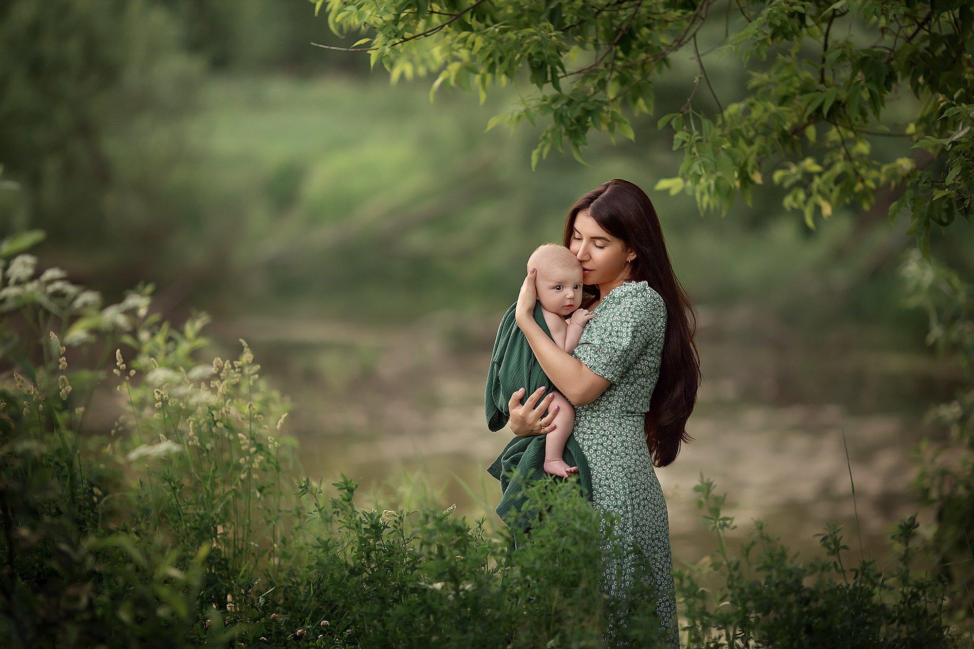 малыш материнство любовь, Екатерина Белоножкина