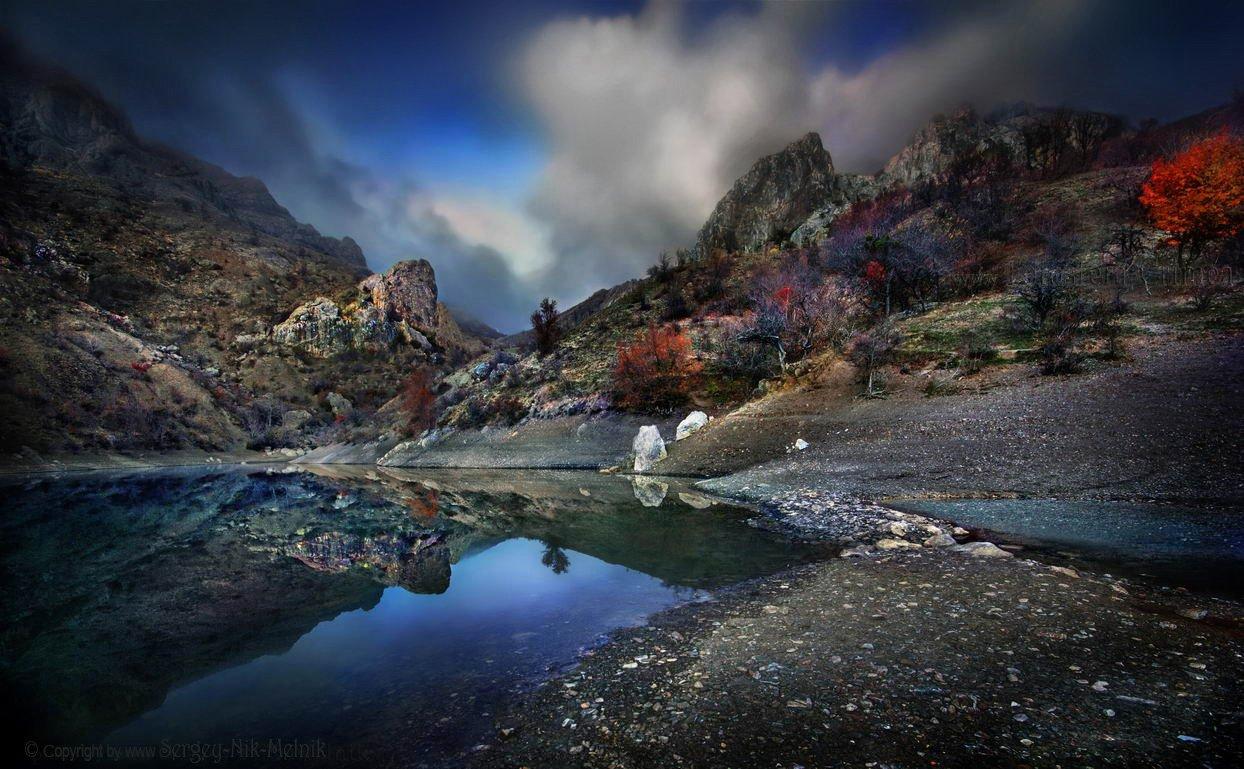 алушта, горы, демерджи, крым, скалы, чатыр-даг, панагия, зеленогорье, долинапривидений, Serg-N- Melnik-oy