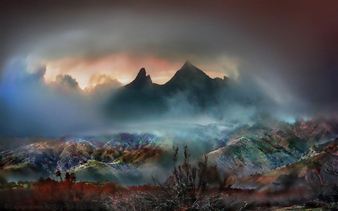 каменные-монстры-крыма, горы, скалы, водопад, джур-джур, зеленогорье, панагия, алушта, демерджи, крым, симеиз, чатырдаг, Serg-N- Melnik-oy