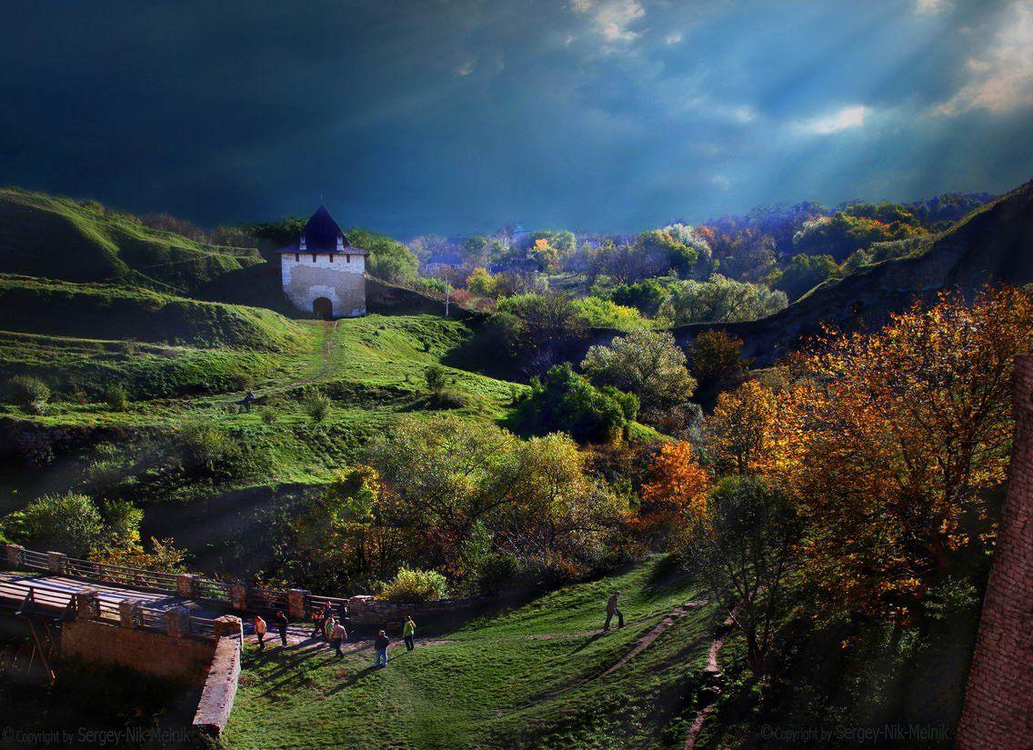замок, каменец-подольский, крепость, украина, хотин, хотинская-крепость, замки-крепости-украины, Serg-N- Melnik-oy