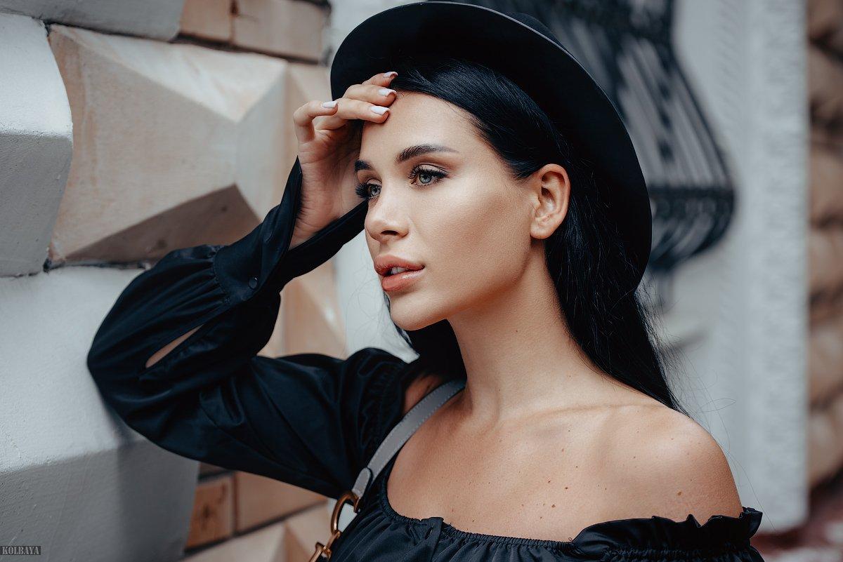 портрет, фото, модель, Колбая Александр