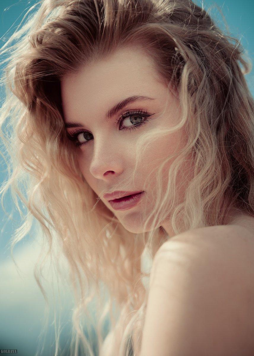модель, фото, портрет, Колбая Александр