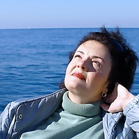 Portrait of a photographer (avatar) Maria V. Gorskaya