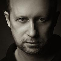 Portrait of a photographer (avatar) Grafik