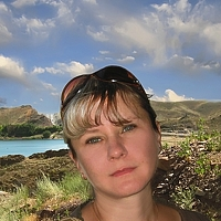 Portrait of a photographer (avatar) Вероника Бабенко (Veronika  Babenko)