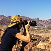 Portrait of a photographer (avatar) Marina Patzen