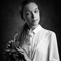 Portrait of a photographer (avatar) Галина Жижикина (Galina Zhizhikina)