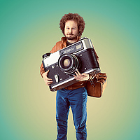 Portrait of a photographer (avatar) Wojciech Grzanka
