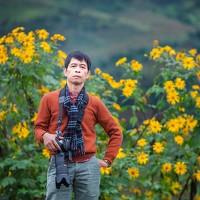 Portrait of a photographer (avatar) Nguyen khoa Linh
