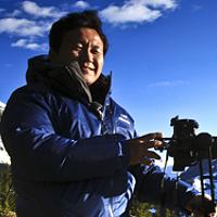 Portrait of a photographer (avatar) CHO HYUNG JAE (Cho Hyung-Jae)
