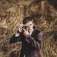 Portrait of a photographer (avatar) Кирилл Соколов (Kirill Sokolov)