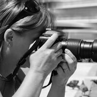 Portrait of a photographer (avatar) Марина Фомина.
