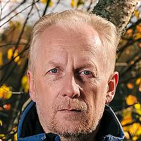 Portrait of a photographer (avatar) evgeni erokhin