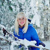 Portrait of a photographer (avatar) Вера