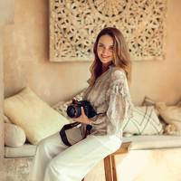 Portrait of a photographer (avatar) Khrapova Yulia