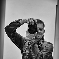 Portrait of a photographer (avatar) Вячеслав