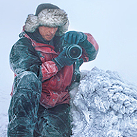 Portrait of a photographer (avatar) Бродяга с севера (Sergey Makurin)