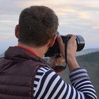 Portrait of a photographer (avatar) Михаил Байбородин (Mikhail Bayborodin)
