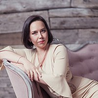 Portrait of a photographer (avatar) Юлия Юнгина (Julia Ungina)