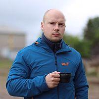 Portrait of a photographer (avatar) Юрий Перцов (Yuriy Pertsov)