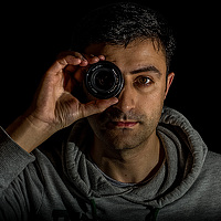 Portrait of a photographer (avatar) Antonio Bernardino
