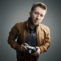 Portrait of a photographer (avatar) Колесников Владимир