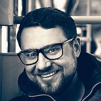 Portrait of a photographer (avatar) Roberts Blaubuks