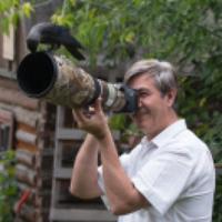 Portrait of a photographer (avatar) Олег Сидоров (Oleg Sidorov)